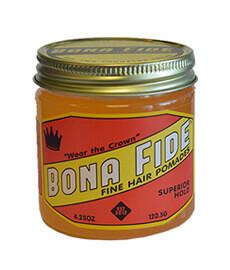 Bona Fide Fine Hair Pomades